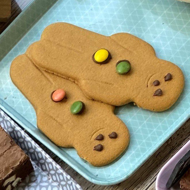 Gingerbread Ted - £1.25